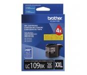 Cartucho Original Brother LC109BK preto CX 01 UN