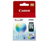 Cartucho Original Canon CL-211XL colorido - 13ml - CX 01 UN