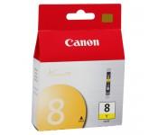 Cartucho Original Canon CLI-8Y amarelo - 13ml - CX 01 UN