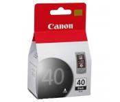 Cartucho Original Canon PG-40 preto - 16ml - CX 01 UN