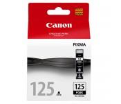Cartucho Original Canon PGI-125BK preto - 19ml - CX 01 UN
