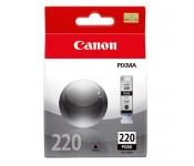 Cartucho Original Canon PGI-220BK preto - 19ml - CX 01 UN