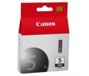 Cartucho Original Canon PGI-5BK preto - 26ml - CX 01 UN