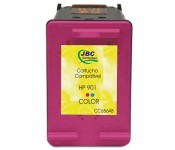 Cartucho Compatível HP 901 color - 14ml - CX 01 UN