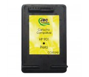 Cartucho Compatível HP 901 preto - 6ml - CX 01 UN