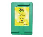 Cartucho Compatível HP 95 color - 10ml - CX 01 UN