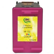 Cartucho Compatível HP 122 color - 06ml - CX 01 UN
