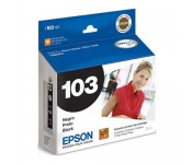 Cartucho Original Epson T103120 preto - 25ml - CX 01 UN