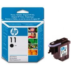 Cabeça de Impressão HP 11 preto - CX 01 UN
