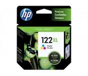 Cartucho Original HP 122XL colorido - 7,5ml - CX 01 UN