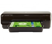 Impressora Jato de Tinta HP Officejet 7110 Formato Grande CX 01 UN