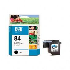 Cabeça de Impressão HP 84 preto - C5019A CX 01 UN
