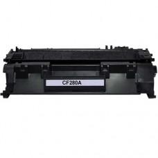 Toner Compatível HP CF280A preto CX01 UN