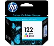 Cartucho Original HP 122 colorido - 2ml - CX 01 UN