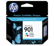 Cartucho Original HP 901 colorido - 13ml - CX 01 UN