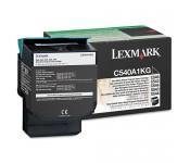 Toner Original Lexmark C540A1KG preto CX 01 UN
