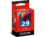Cartucho Original Lexmark 29 - 18C1429 colorido CX 01 UN