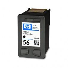 RECARGA cartucho HP 6656 Preto CX 01 UN